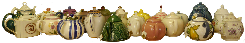 Tea Pots crop small