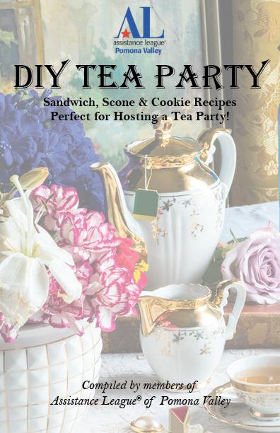 Tea Party Book