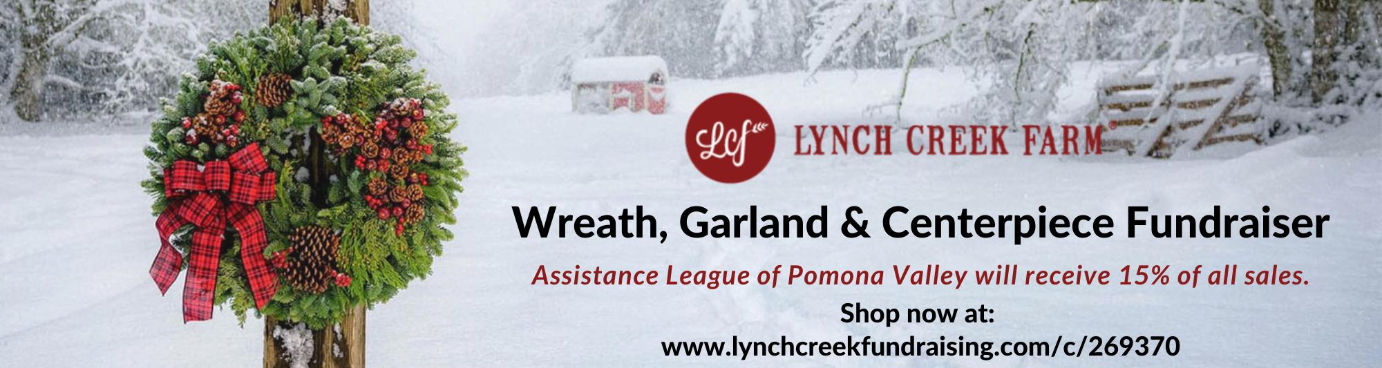 Lynch Creek Farm Fundraiser